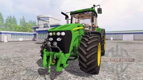 John Deere 7830 para Farming Simulator 2015