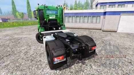 MAN TGS 18.440 [Landi] para Farming Simulator 2015