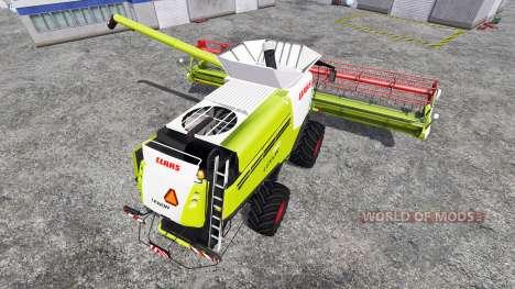 CLAAS Lexion 780 v1.2 para Farming Simulator 2015