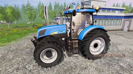 New Holland T7050 para Farming Simulator 2015