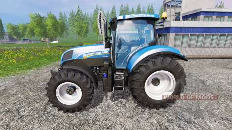New Holland T7.185 para Farming Simulator 2015