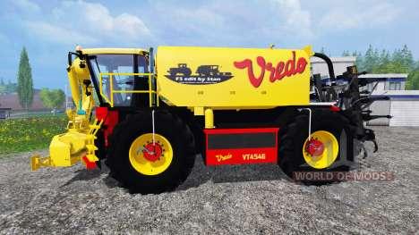Vredo VT 4546 para Farming Simulator 2015