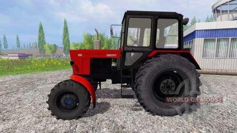 MTZ-82.1 v2.0 para Farming Simulator 2015