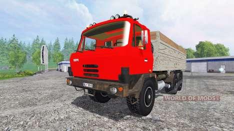 Tatra 815 para Farming Simulator 2015