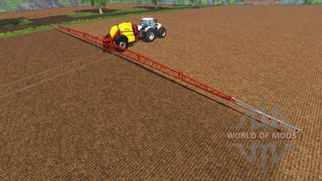 Kverneland Áspero Phoenix В40 para Farming Simulator 2015