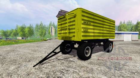 Conow HW 80 para Farming Simulator 2015