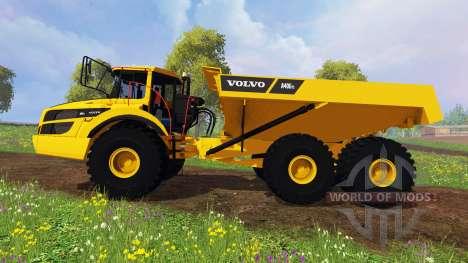 Volvo A40G 2014 v2.0 para Farming Simulator 2015