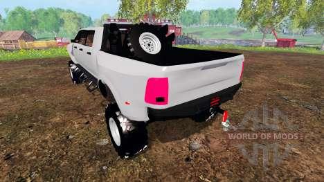 Dodge Ram Mega Runner v3.0 para Farming Simulator 2015