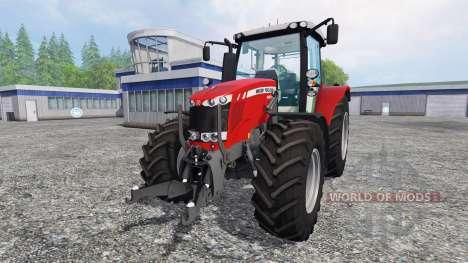 Massey Ferguson 6613 para Farming Simulator 2015