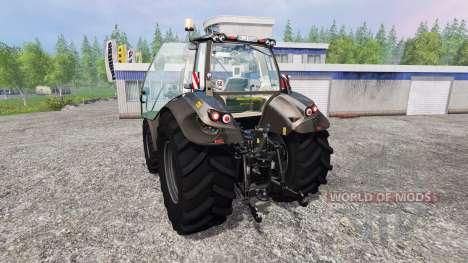Deutz-Fahr Agrotron 7250 TTV Warrior v4.0 para Farming Simulator 2015