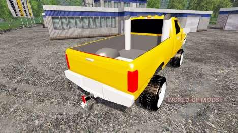 Ford F-150 v1.0 para Farming Simulator 2015