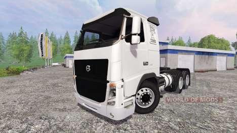 Volvo FH para Farming Simulator 2015