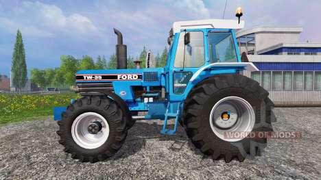 Ford TW 35 para Farming Simulator 2015