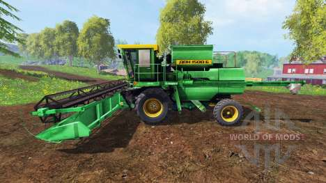No-1500B para Farming Simulator 2015