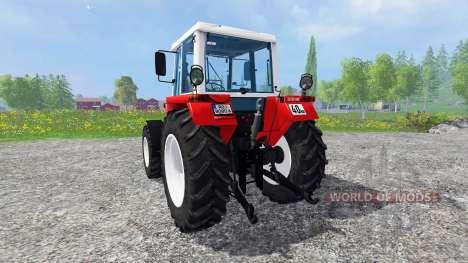 Steyr 8080A Turbo SK2 v1.0 para Farming Simulator 2015