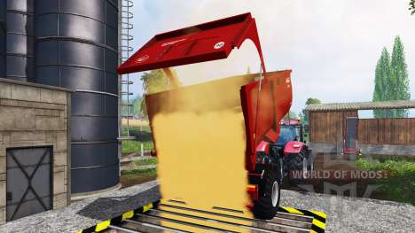Krampe BBE 600 para Farming Simulator 2015