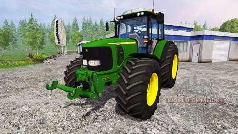 John Deere 6920 S v1.8 para Farming Simulator 2015