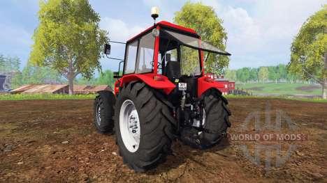Belarús 1221.4 v1.0 para Farming Simulator 2015