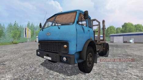 MAZ-504 para Farming Simulator 2015