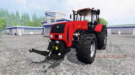 Bielorrusia-3522 v1.5 para Farming Simulator 2015