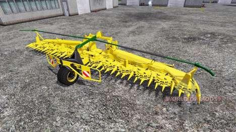 Kemper 390 Plus v1.0 para Farming Simulator 2015