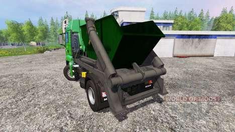 MAN TGS 18.440 [Gafner AG] para Farming Simulator 2015