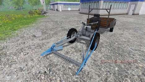 BCS 127 v1.0 para Farming Simulator 2015