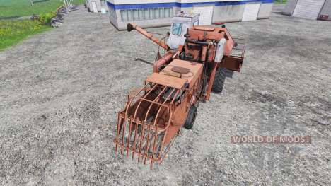 SK-5 Niva [modificado] para Farming Simulator 2015