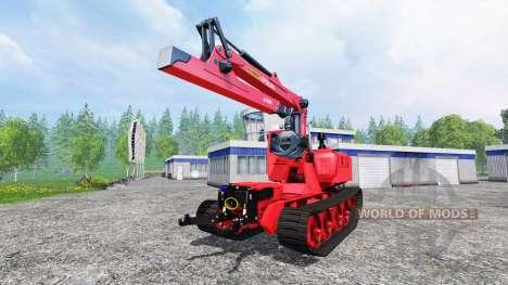 TLT-100A Onezhets v2.0 para Farming Simulator 2015