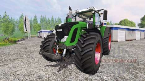 Fendt 939 Vario [edit] para Farming Simulator 2015