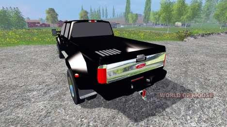 Ford F-450 2015 v2.0 para Farming Simulator 2015