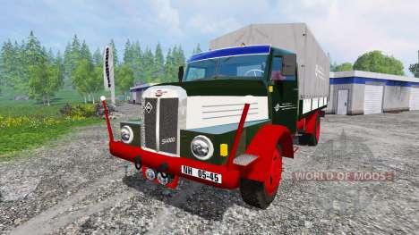 IFA S4000 para Farming Simulator 2015