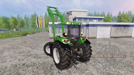 Fendt 936 Vario FL para Farming Simulator 2015