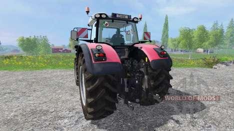 Massey Ferguson 8737 v1.1 para Farming Simulator 2015