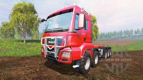 MAN TGS 18.440 [pack] para Farming Simulator 2015