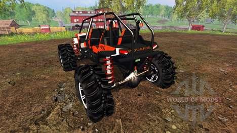 Polaris RZR XP 1000 para Farming Simulator 2015
