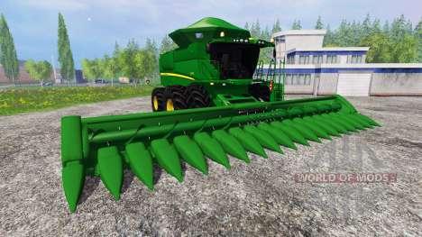 John Deere S670 para Farming Simulator 2015