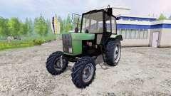 MTZ-82.1 Belarús [verde]