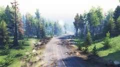 La Provincia Autónoma De Gorno-Altaysk para Spin Tires