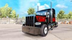 La víbora de la piel para el camión Peterbilt 389 para American Truck Simulator