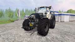 Deutz-Fahr Agrotron 7250 TTV Warrior v4.0