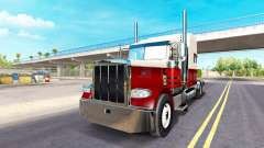 La Revolución de la piel para el camión Peterbilt 389 para American Truck Simulator