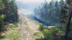 Haks Twin Peaks para Spin Tires