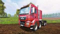 MAN TGS 41.570 8x8 Agrar v2.0