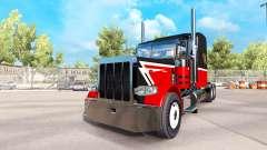 La piel de Grandes Y Pequeños para el camión Peterbilt 389 para American Truck Simulator