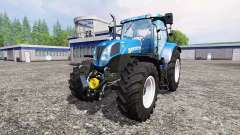New Holland T7.185