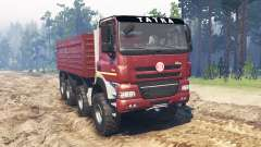 Tatra Phoenix T 158 8x8 custom para Spin Tires