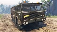 Tatra 813 KOLOS [03.03.16] para Spin Tires