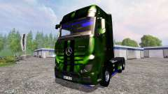 Mercedes-Benz Actros MP4 NOS Hardcore