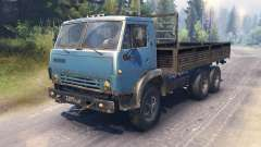 KamAZ-55102 [03.03.16] para Spin Tires